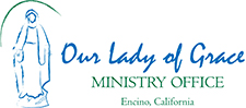 Our Lady of Grace Ministry Office Logo